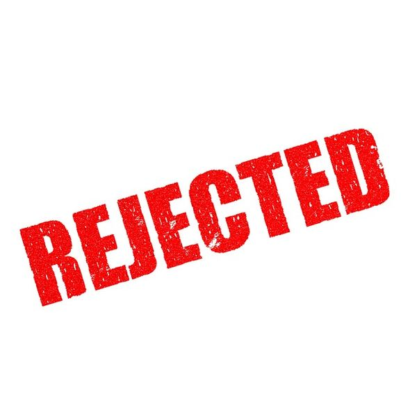 When does Invide application get rejected or accepted?